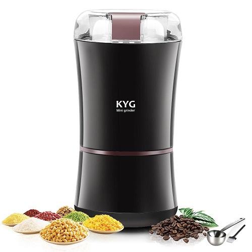 KYG elektrische Kaffeemühle