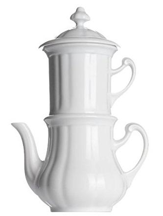 Original Karlsbader Kanne Bayreuther Kanne Kaffeemaschine Walküre Porzellan