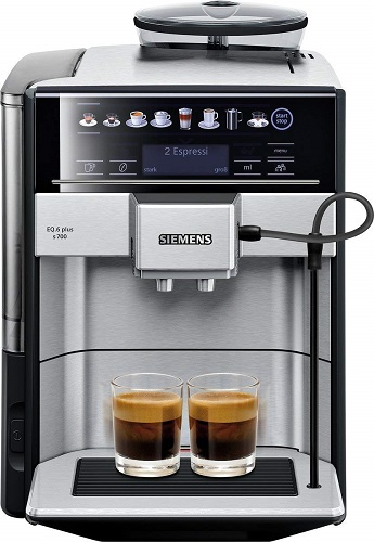 Siemens EQ 6 Kaffeemaschine mit Mahlwerk Kaffeevollautomat